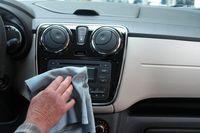 Higiena w samochodzie