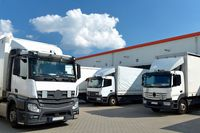 EFL: firmy transportowe mają za sobą najlepszy rok w historii