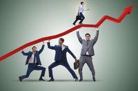 Średnie firmy ciągną sektor MŚP w górę