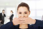 Milczenie jest złotem - tematy tabu w pracy