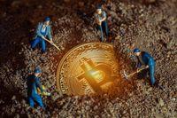 Kopanie kryptowalut coraz mniej opłacalne