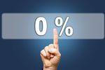 """Raty """"zero procent""""? Nie daj się nabrać"""