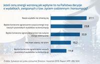 Wzrost cen energii a decyzje o wydatkach