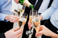 Wydatki na alkohol podczas spotkań handlowych poza kosztami firmy