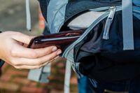 Kradzież portfela