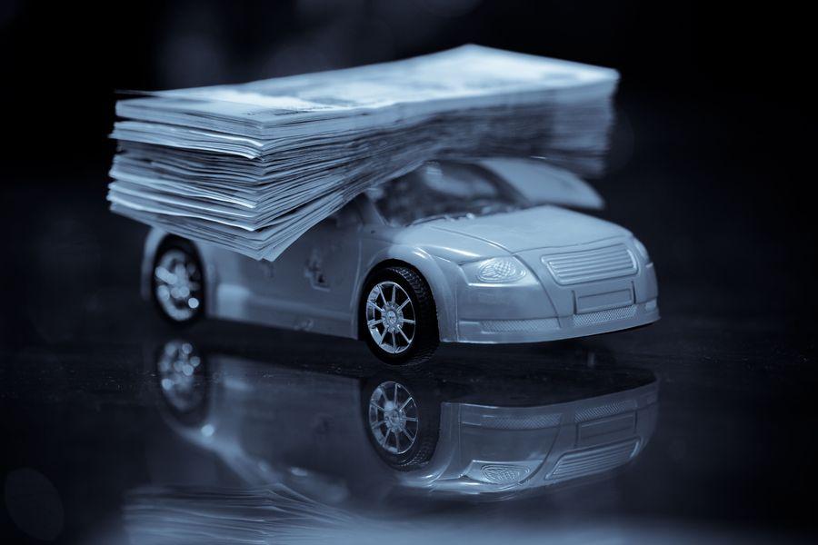 pożyczka na samochód