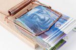 Pomoc frankowiczom: przewalutowanie kredytu w CHF obniży ratę tylko na chwilę