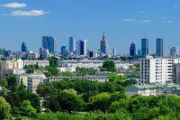 Nieatrakcyjne dzielnice Warszawy 2015