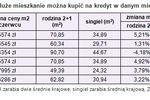 Wynagrodzenia VI 2010 a zdolność kredytowa
