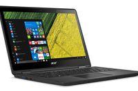 Laptopy Acer Spin 1 i notebooki Spin 3, Spin 5 i Spin 7