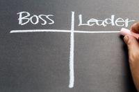Nie każdy szef to lider