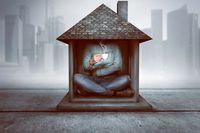 Polacy wynajmują za małe mieszkania