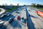 Mandat karny za roztargnienie na drodze