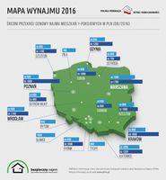 Mapa wynajmu 2016