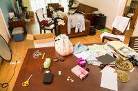 Bałagan w mieszkaniu odstraszy kupujących