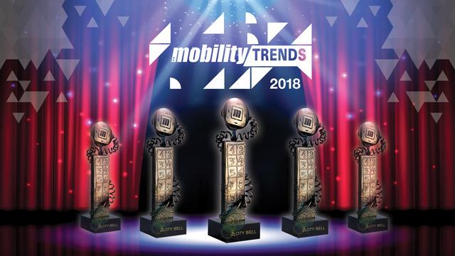 Najbardziej prestiżowy plebiscyt technologiczny Mobility Trends - rozstrzygnięty