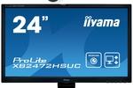 Monitor iiyama XB2472HSUC-B1 z kamerą do wideokonferencji