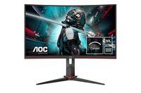 Monitory gamingowe AOC Q27G2U oraz CQ27G2U