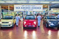 Polski Fiat: 10 milionów wyprodukowanych samochodów
