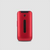 myPhone Flip 4 - front, zamknięty