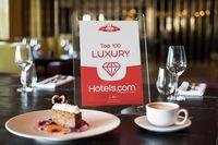 Rozdano złote oznaczenia Hotels.com