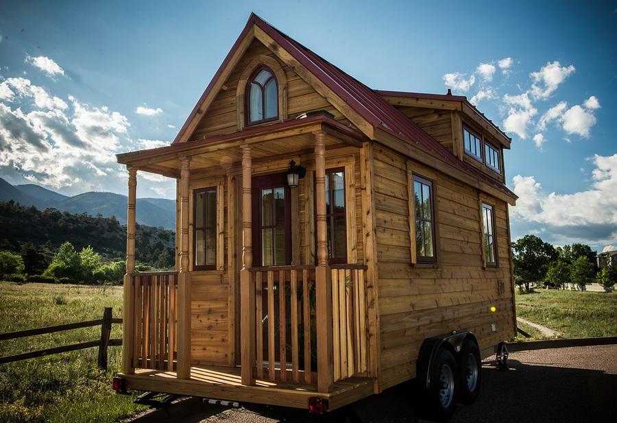 Ma e domy modne dom na kurzej apce za 399 tys z for Tiny house movement nederland