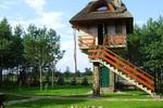 Małe domy modne. Dom na kurzej łapce za 399 tys. zł