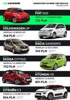 Samochody za mniej niż 1000 zł (1-6)