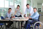 Zatrudnianie niepełnosprawnych: mniejsze dopłaty z UE?