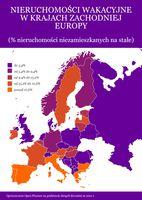 Nieruchomości wakacyjne w krajach Europy Zachodniej