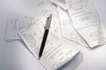 Faktury (VAT), paragony i bilety