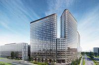 Bliska Wola Tower: mieszkania, biura, aparthotel