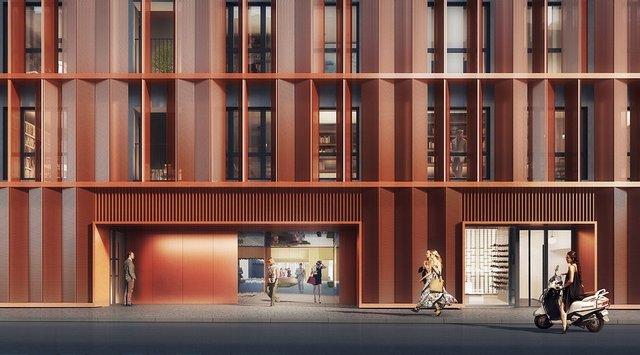 Browary Warszawskie z nowymi apartamentami