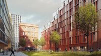 Apartamenty przy Warzelni - wizualizacja 1