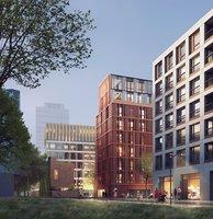 Apartamenty przy Warzelni - wizualizacja 2