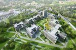 Business Garden Wrocław z pozwoleniem na budowę