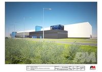 Nowa fabryka Bama Companies