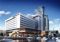 Gdynia Waterfront - wizualizacja 1