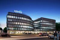 Infinity - nowy biurowiec w sercu Wrocławia