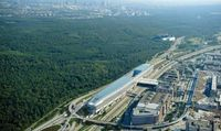 Frankfurt International Airport, Niemcy