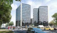 Nowy kompleks biurowo-usługowy