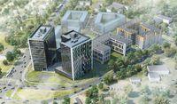 Kompleks w Lublinie - biura i budynki mieszkalne