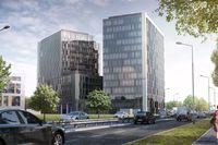 Nowy kompleks biurowy w Lublinie