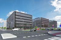 Stegny Business Center: Szmaragd z powoleniem na budowę