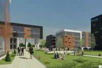 Trwa budowa BCB Business Park w Gdańsku