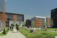 BCB Business Park - wizualizacja