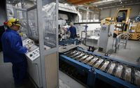 Zakład produkcyjny Alumetal