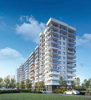 Baltea Apartments - wizualizacja 2