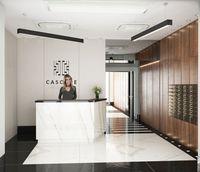 Cascade Residence - wizualizacja 2