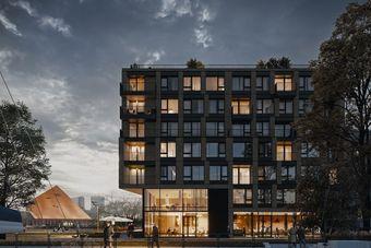 Chlebova Apartamenty z ostatecznym pozwoleniem na budowę